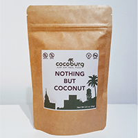 Dried Young Coconut - 2 oz.