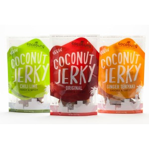 Coconut Jerky Sampler - 3 Pack
